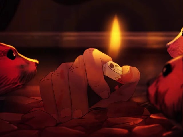 A Severed Hand Searches for Its Body in an Award-Winning Netflix Animated Film