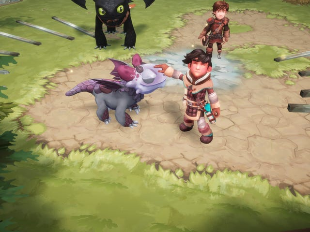 There's A New Game Based On <i>How To Train Your Dragon</i> And It's Actually Pretty Good<em></em>
