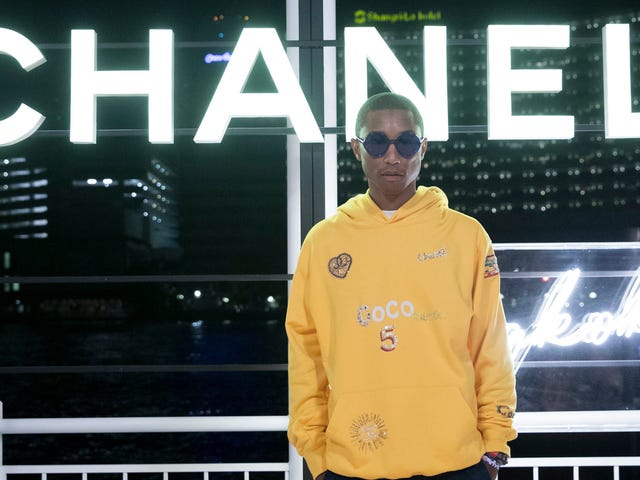 #ChanelPharrell: Will Chanel's 1st Ever Collab Be Pharrell's Next Big Hit?