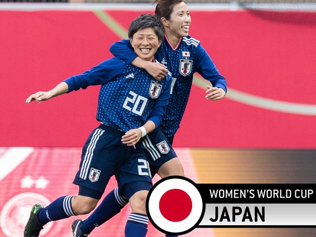 Il Giappone arriva alla Coppa del Mondo con un nuovo look e qualcosa da dimostrare