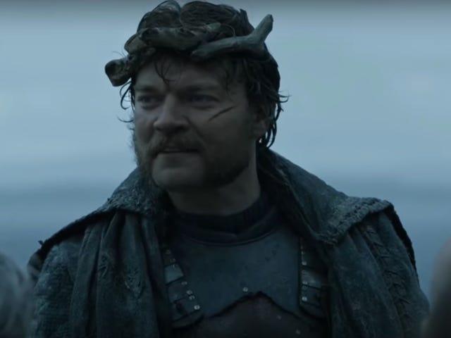 GRRM lit de nouvelles anciennes pages, promettent une crédibilité à la théorie des fans de <i>Game Of Thrones</i>