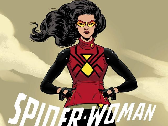 Why Sony Should Make a Spider-Woman Film Instead of Silver Sable