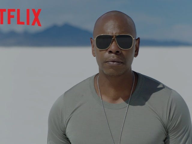 Watch: Dave Chappelle Prepares to 'Say Anything' and 'Risk Everything' in Netflix's Sticks & Stones Trailer