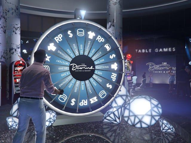 Le nouveau casino de GTA Online est génial même si vous n'êtes pas riche