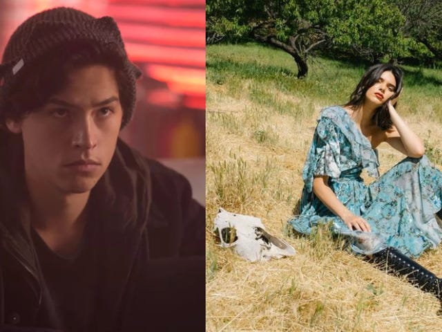 Jughead Is Kendall Jenner's New Photographer