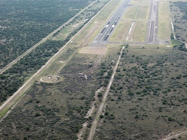 Aeromexico 2431 Update