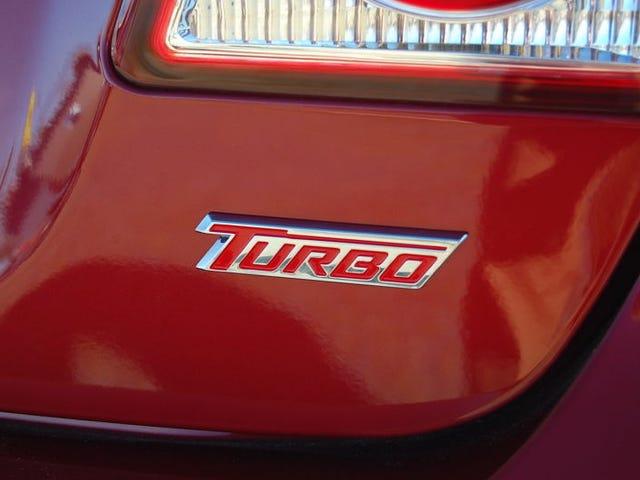 Turbo-märket Camaro