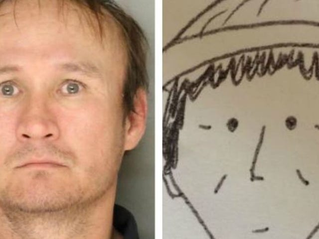 Yep, This Police Sketch Looks Exactly Like the Culprit