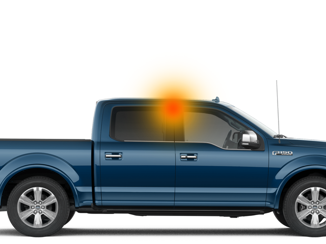 Ford Recall 2 Million F-150s Over Seat Belt Fire Risk