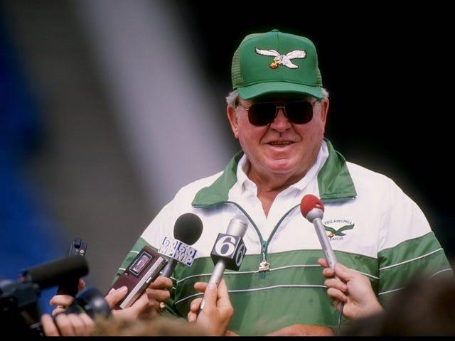 Buddy Ryan oli Philadelphian Winningest-valmentaja, joka ei koskaan voittanut