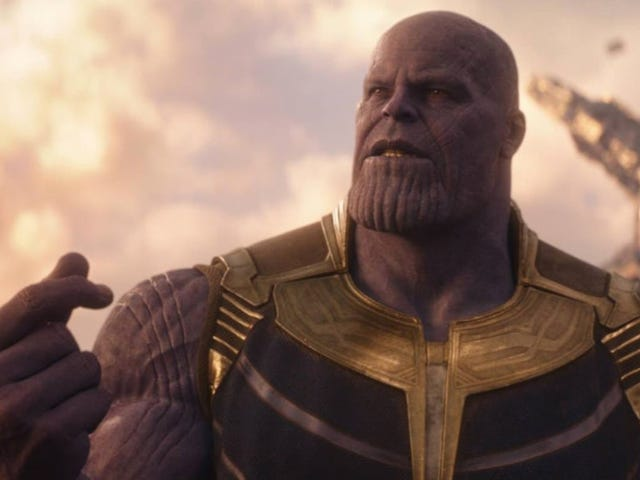 I Love Thanos Not For His Body, But For His Mind