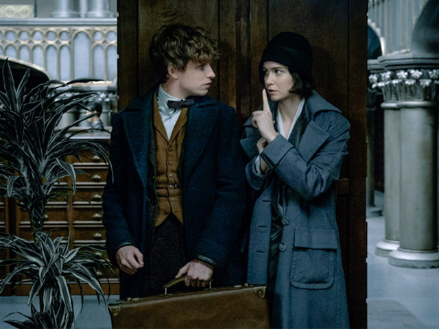 Sounds Like a Major Harry PotterCharacter May Appear in Fantastic Beasts