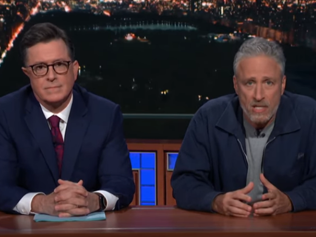 Jon Stewart emerges on The Late Show to rip Mitch McConnell on behalf of 9/11 first responders