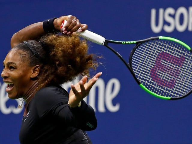Serena Williams Says Everyone Should Be 'Grateful and Honored' For Colin Kaepernick, Eric Reid