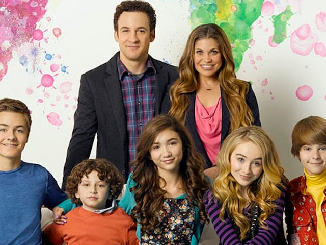 Here's the First Preview for Girl Meets World