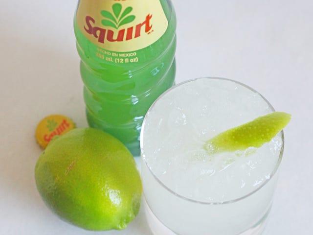 Squirt Your Thirst с этим ромовым коктейлем