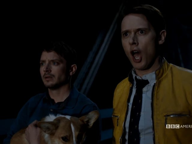 Dirk Gently's Holistic Detective Agency - Lost and Found