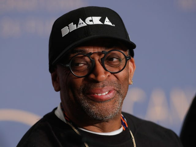 British Vogue's Edward Enninful Threw Spike Lee a Blacktastic Party, and Our Invite Got Lost in the Mail