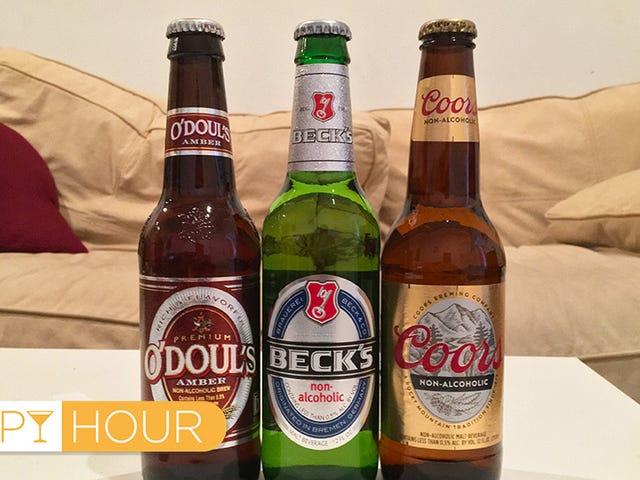 Beer Palsu Sama seperti Bad Anda Harapkan