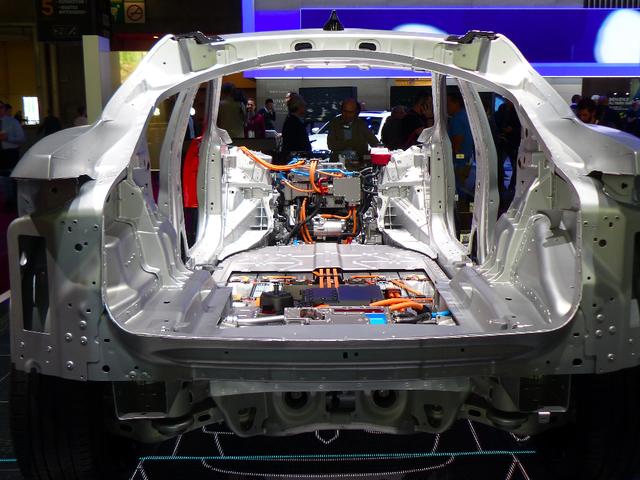 Paris Motor Show'da Bulunduğum En Soğuk Elektrikli Güç Aktarma Sistemi