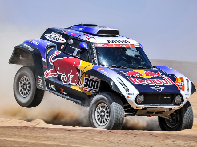The Dakar Rally Really Is Going to Saudi Arabia