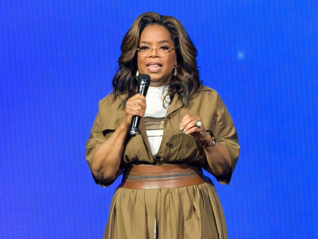 "Oprah says Russell Simmons tried to ""pressure"" her to abandon doc about his accusers"