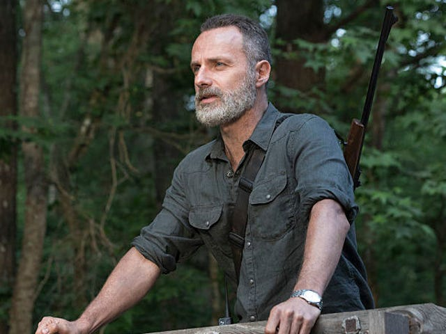 Rick and The Walking Dead Are Holding It Together...for Now