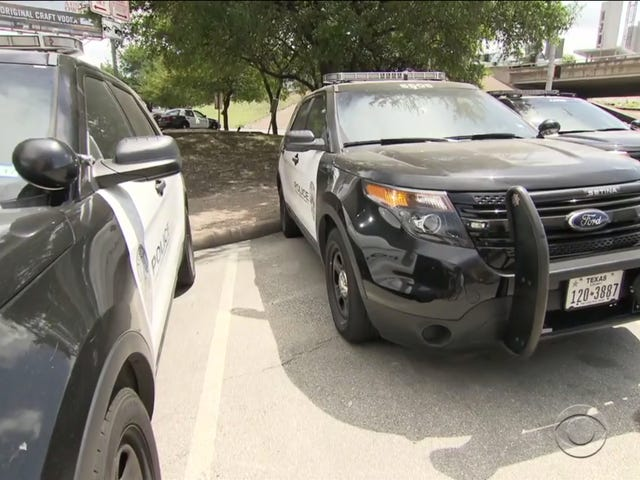 Austin Police Department Pulls Ford Explorers Out Of Service Over Carbon Monoxide Leaks