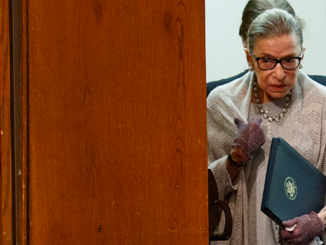 Ruth Bader Ginsburg Is Starting Out 2020 With Zero Cancer