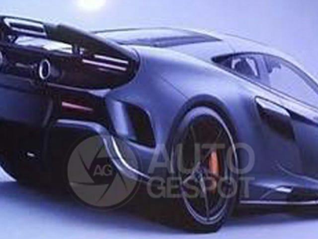 McLaren 675 LT: dit is de achterkant ervan