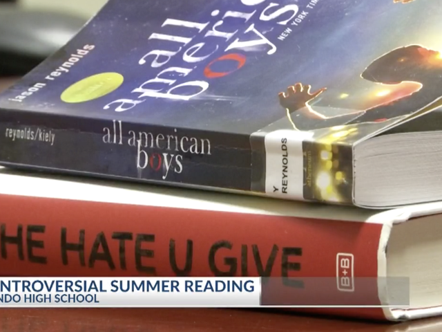 South Carolina Police Union Whines About Police Brutality Novel The Hate U GiveBeing on A School's Summer Reading List