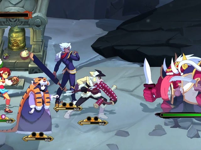 Action role-playing game Indivisible, crowdfunded in 2015 by the makers of Skullgirls, launches on P