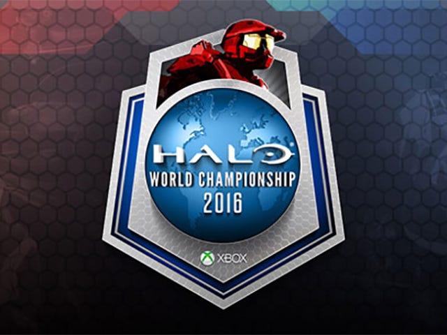 2016 <i>Halo</i> World Championship Qualifiers skjer nå