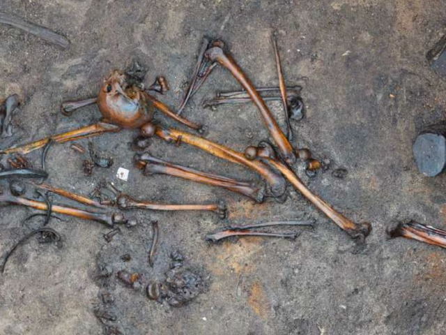 A Bizarre Bone Ritual Followed a Grisly Iron Age Battle in Denmark
