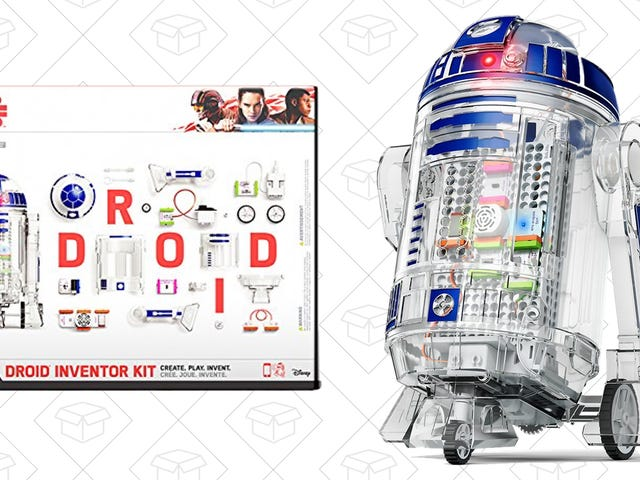 Make Your Own Droid, No Bad Motivator, With This littleBits Set