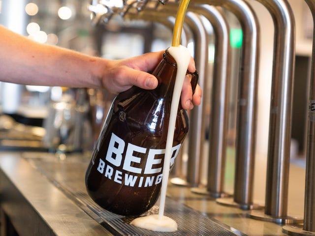 Det ser ud til, at Texas 'rodede øl-til-gå-love endelig vil ændre [OPDATERET]