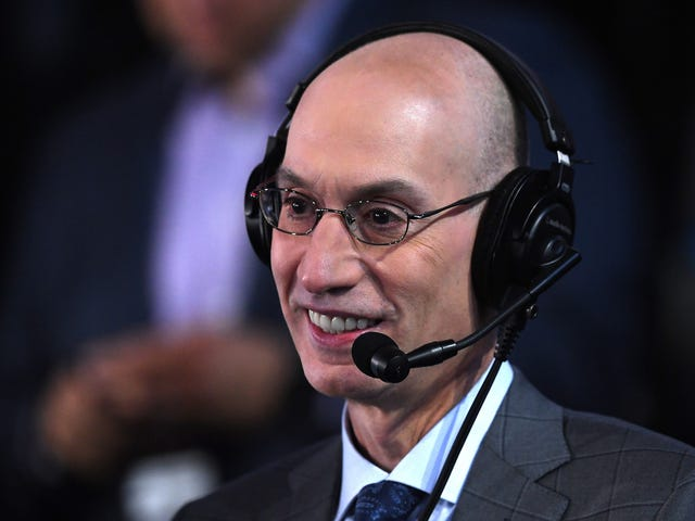 NBA Considers Raising Fine For Tampering To Four Times The Fine For Being Donald Sterling