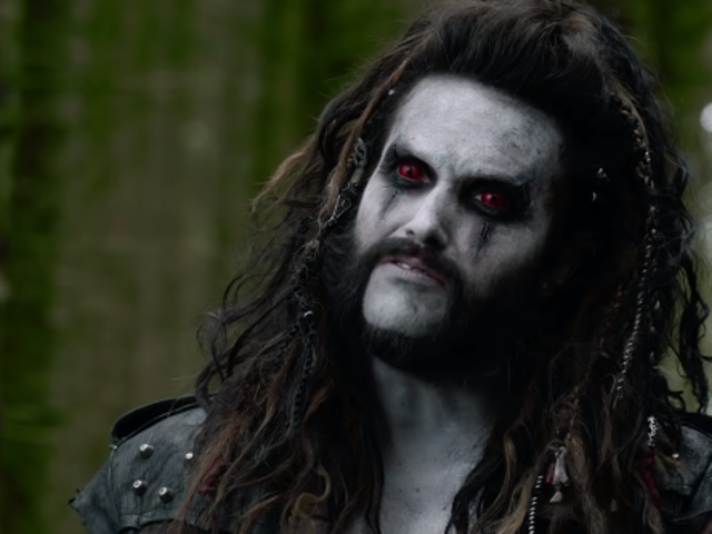 """DC Comics' Lobo to ask """"What if a Korn song was a person?"""" with his own Syfy show"""