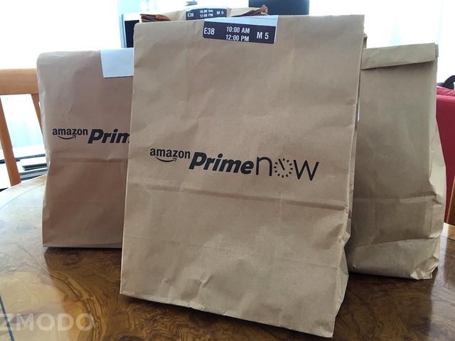 Probamos Amazon Prime Now en España: un gran paso, pero aquí hay mucho por mejorar