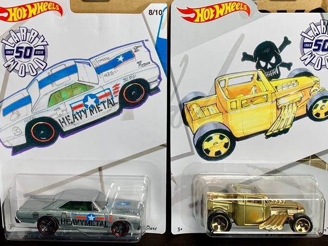 Hot Wheels Special Edition