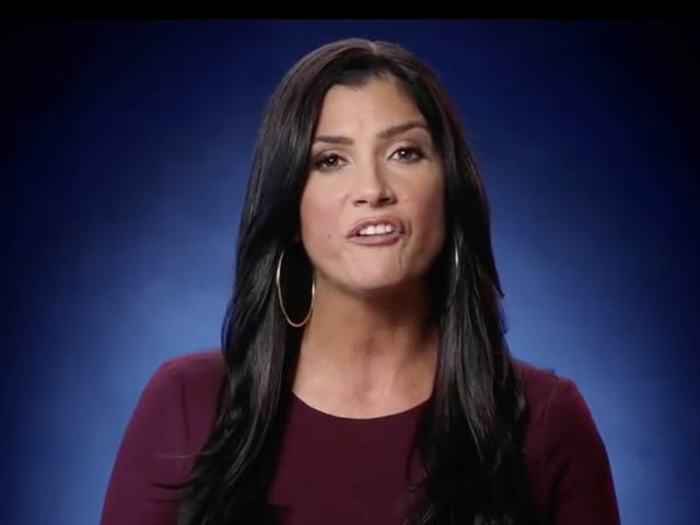 Dana Loesch's Life Used To Be A Mildly Successful 1990s Jim Carrey Movie