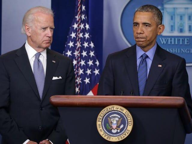 Regardez: Obama s'exprime sur le tournage de l'église de Charleston: «J'ai dû faire trop souvent des déclarations comme celle-ci»