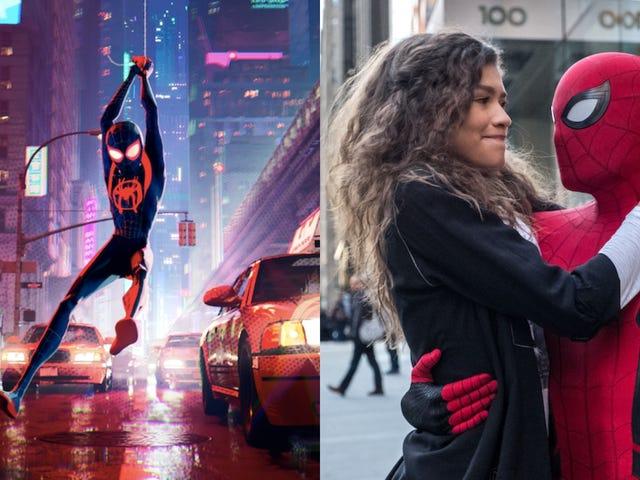 Sony skubber de næste 2 Spider-Man-film tilbage, indstiller tidligere udgivelse til Uncharted