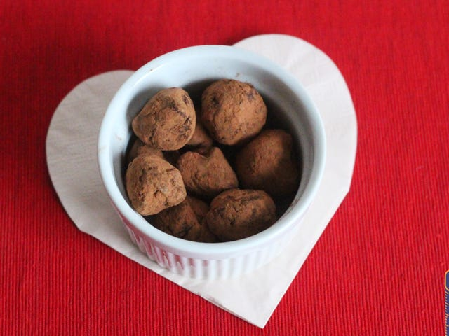 Sous Vide Some Truffles for Your Valentine