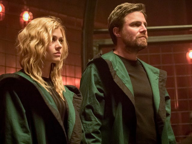 Arrow heads to Russia for the latest stop on its grand goodbye tour