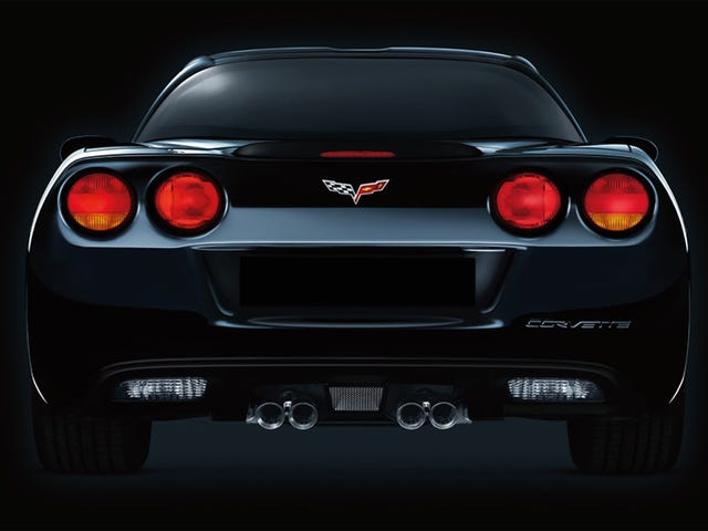 So, people are hating on the Corvette C5/C6 Export tail lights