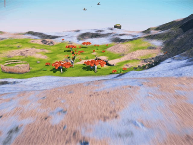 No Man's Sky's Weird Melee Jump Is Still The Most Fun Thing In The Game