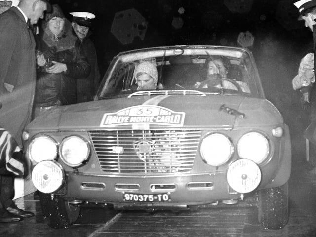 Pat Moss ha portato il mondo dei Rally alle sue ginocchia e ha spianato la strada alle donne