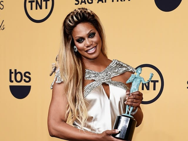 Laverne Cox Is Heading to <i>The Mindy Project</i>