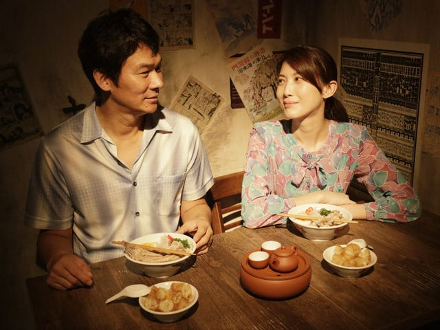 Food, family, and history combine in the sweet, slight broth of Ramen Shop